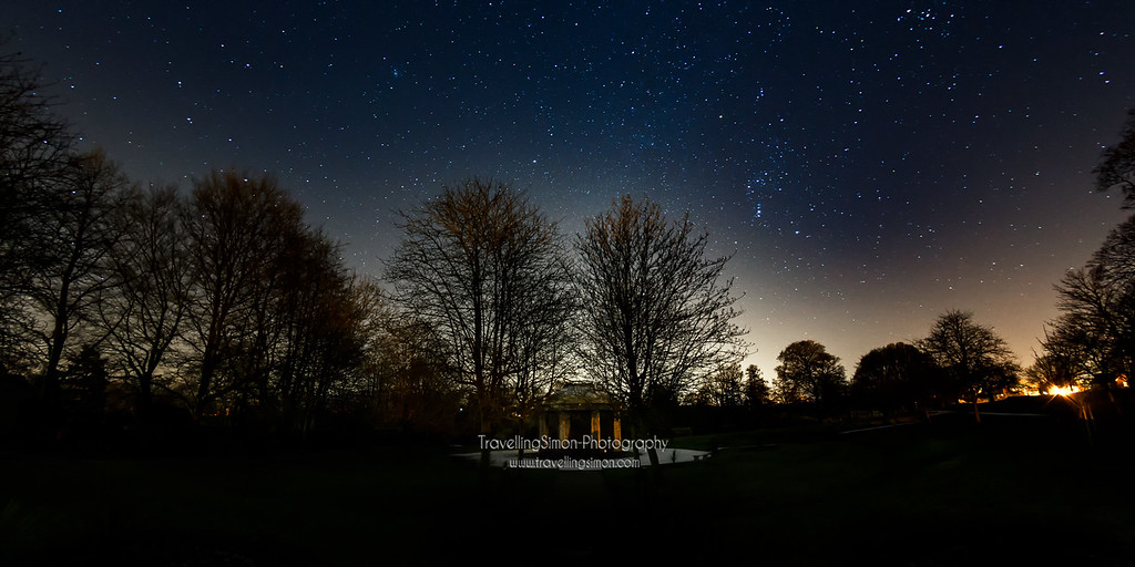 South Park Macclesfield Bandstand Under the Stars