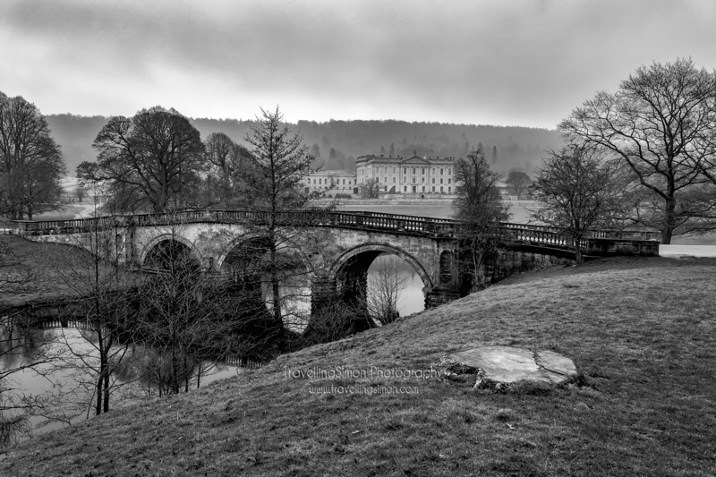 Chatsworth House, Derbyshire, ancestral home of the Dukes and Duchesses of Devonshire