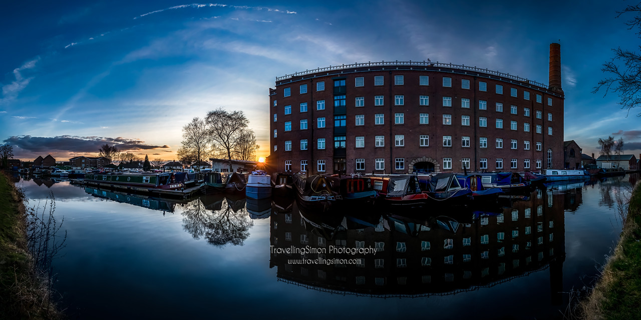 Hovis Mill Panorama