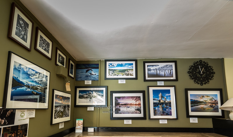 "Here's a quick shot of my first photography exhibition - why not get down to Inca Cafe Bar, Sunderland Street Macclesfield and check it out.<br /> There are quite a few pictures which have sold already folks so don't hang around if you're still looking to get a unique Christmas present. (open 11am-4pm Mon-Fri and 6pm-11pm Thurs, Fri and Sat) and peruse my photography while enjoying delicious homemade cakes, soups and other yummy food and drinks. More details here...<br />  <a href=""http://www.facebook.com/media/set/?set=a.340316316067102.72920.164711743627561&type=1"">http://www.facebook.com/media/set/?set=a.340316316067102.72920.164711743627561&type=1</a>"