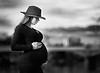 1N6A7729 Dani 36 weeks pregnant; ©Amanda Coplans