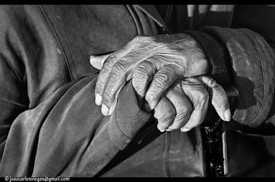 Mãos de uma vida