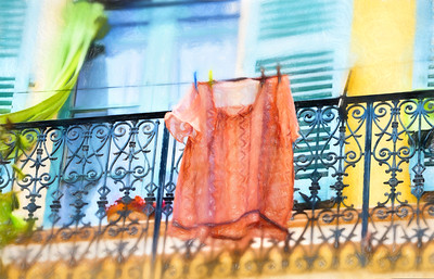 Blouse In the Wind