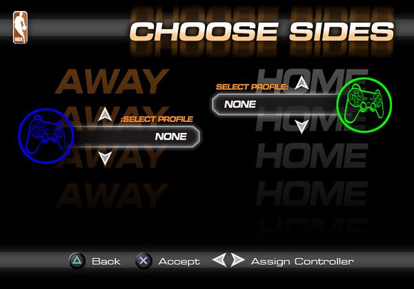 Choose Sides