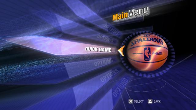 3D Menus created using Anark Gameface