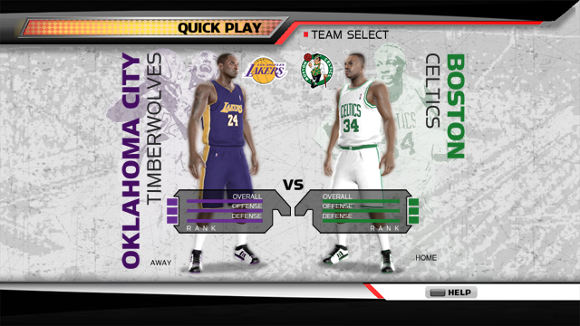 PS3 NBA 10 Concepts