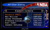 ALL-Star Voting Menu Final- NBA game logo developed by marketing