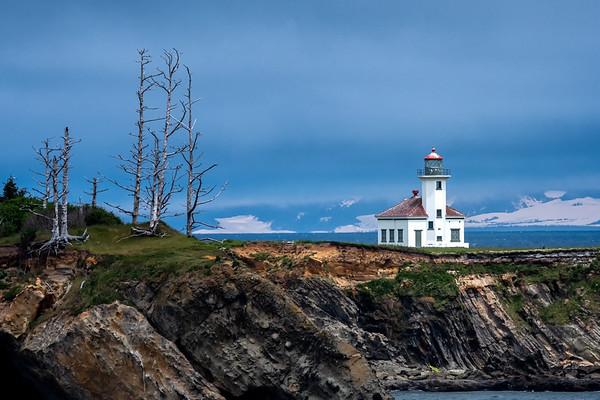 Cape Arago Lighthouse Oregon