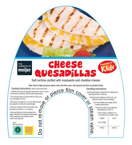 Meijer Private Label Packaging