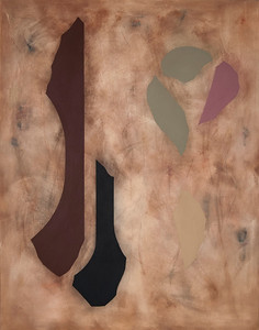 Four Marys 2008, Oil on Canvas, 84X66 inches