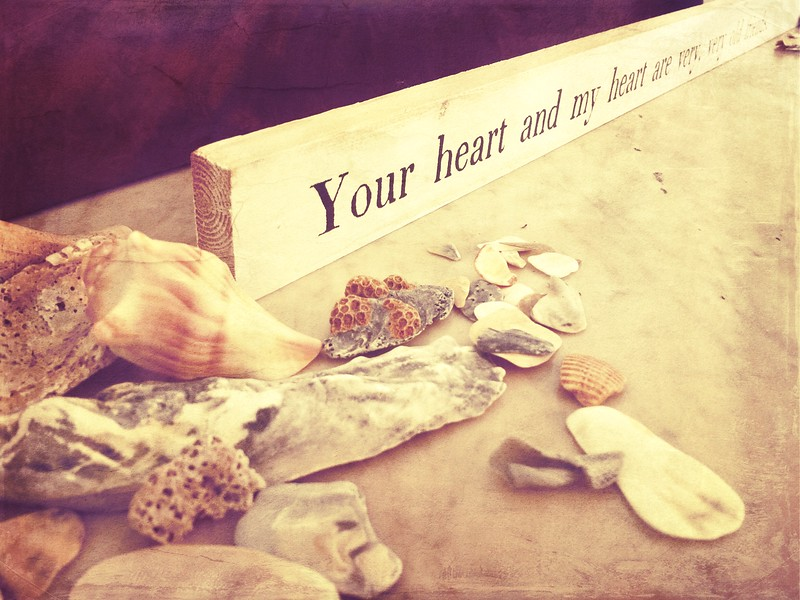 Your heart and my heart