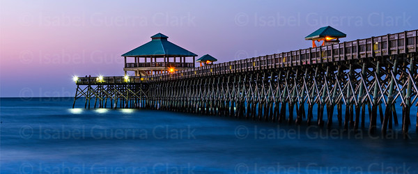Folly Beach Pier, Charleston