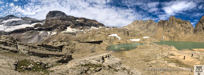 Lago y Cilindro de Marboré