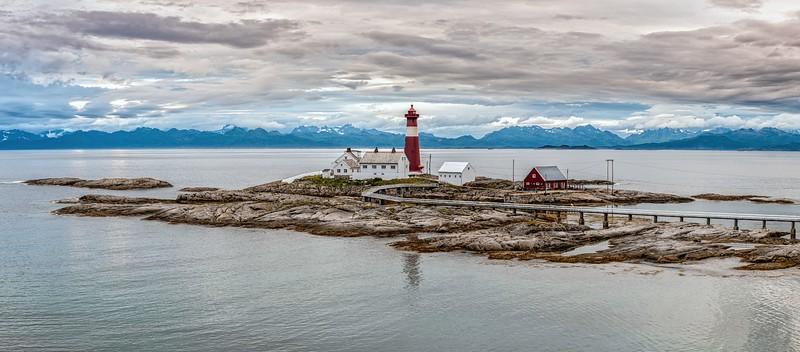 Tranøy fyr Hamarøy
