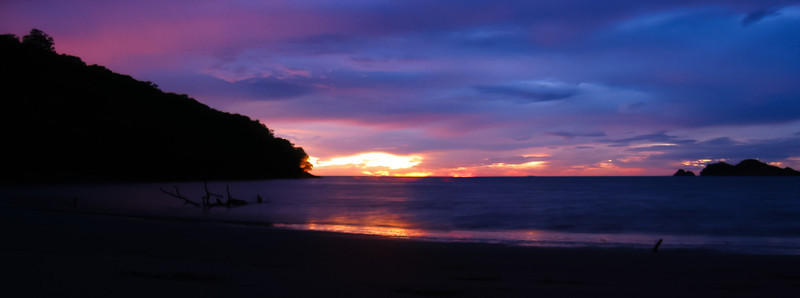 Costa Rica - Bahia Salinas