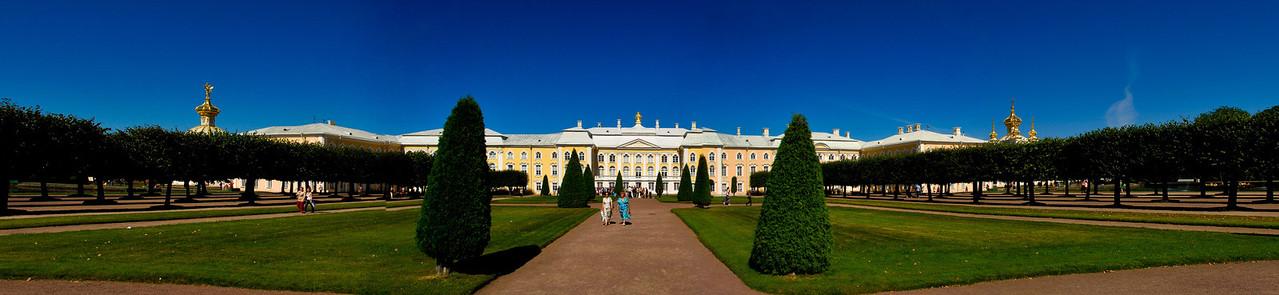 Saint Petersburg - Peterhoff