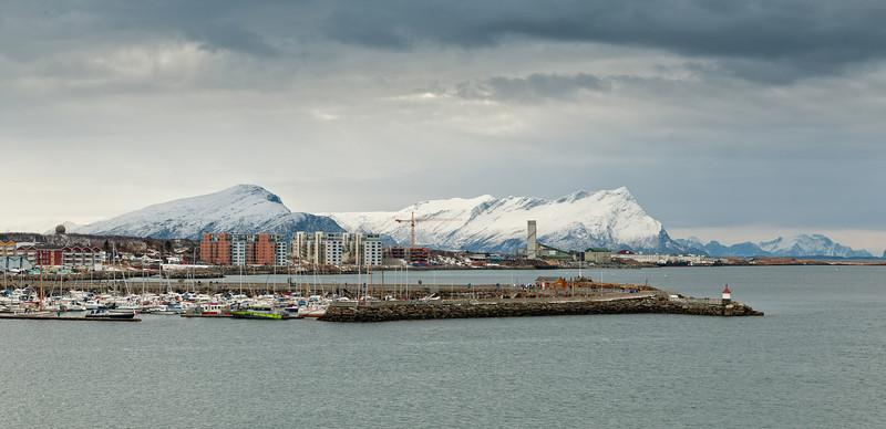 Bodø panorama
