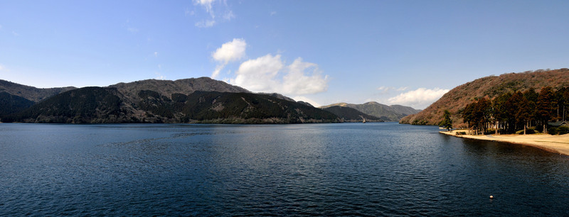 Hakone - Lake Ashi