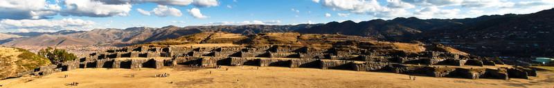 Sacred Valley -Sacsayhuaman
