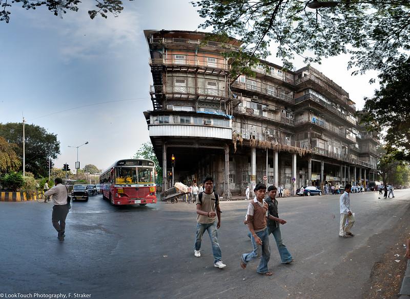 Streetcorners of the World - Mumbai
