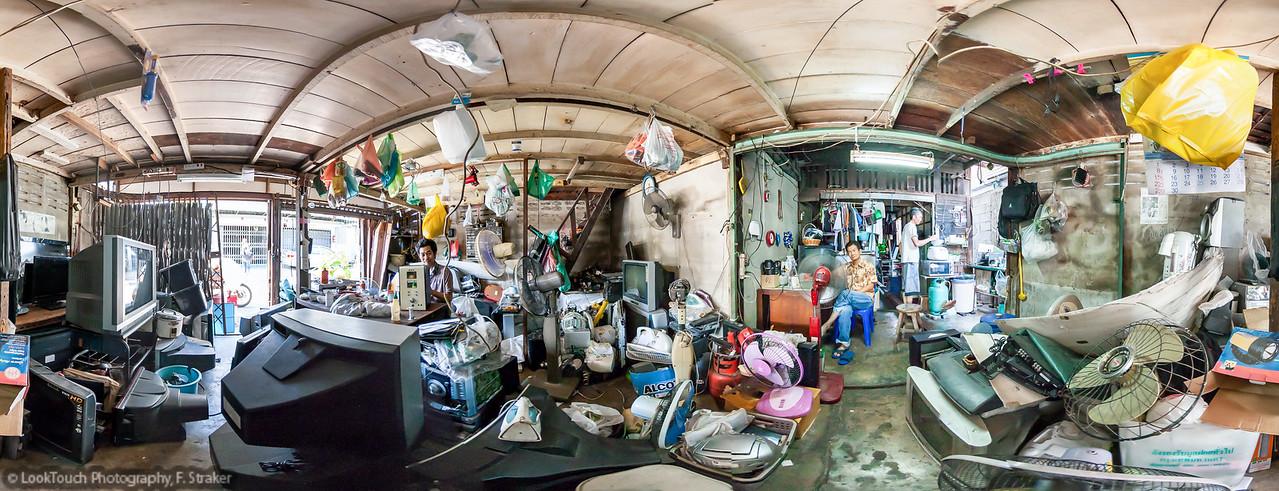 Appliances repair shop