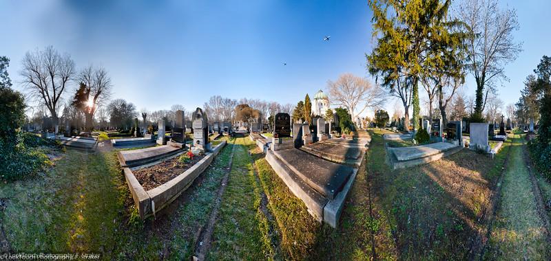 Zentralfriedhof, Vienna