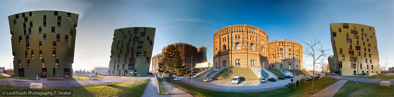 Gasometer City, Vienna