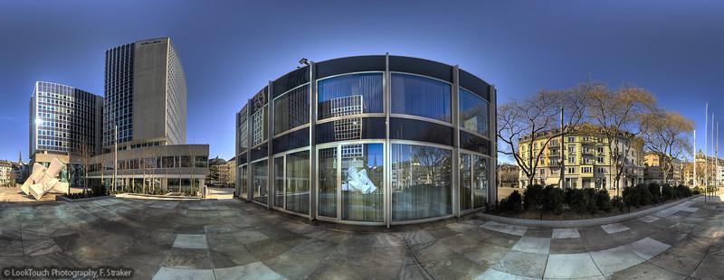 Verwaltungszentrum Werd, Zürich