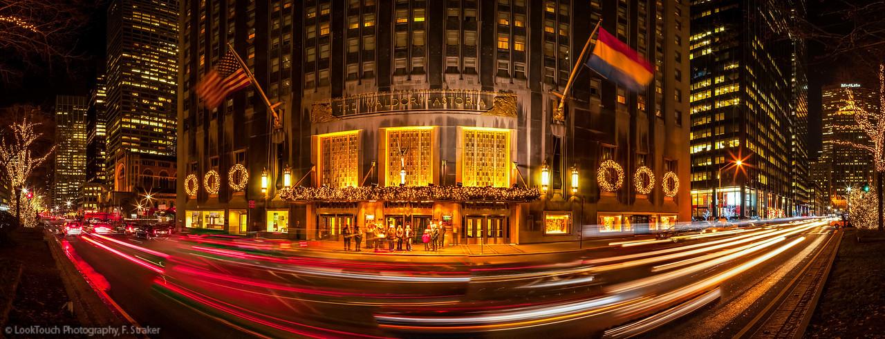 The Waldorf Astoria hotel