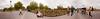 "Pont de l'Archevêché<span class='my-panorama' title='{   gallery: ""25421138_dN3jXj"",   pano: ""vp02_"",   format: ""14faces"",   pan: 0,   minpan: -180,   maxpan: 180,   tilt:-30,   mintilt: -34.104,   maxtilt: 34.104,   fov: 70,   minfov: 5,   maxfov: 120,   autorotatespeed: 3,   autorotatedelay: 15,   maxiosdimension: 567,   showfullscreenbutton_flash: 1,   showfullscreenbutton_html: 1,   enablegyroscope: 1 }'></span>  The Pont de l'Archevêché spans the Seine river behind Notre Dame. Lovers put padlocks on the railing of the bridge as a symbol and pledge of their lasting relationship."