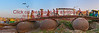 """Ponton bridge accross the Ganges river, Varanasi <span class='my-panorama' title='{  gallery: """"24299982_MJkkFj"""",  pano: """"p02-salado_"""",  format: """"deepzoomcubic"""",  tileSize: 512,  tileOverlap: 1,  mouseDrag:false, width: 3072,  height: 3072 }'></span>  A constant stream of vehicles and pedestrians is crossing the Ganga on this bridge. Actually forbidden for vehicles a little """"donation"""" to the gatekeeper makes the way free. Quite often it is a miracle how the larger vehicles can pass on that narrow path."""