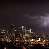 Lightning Panorama 3
