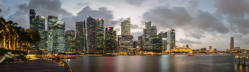Business District, Singapore