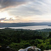 This Pano is a sunrise from the top of Bear Mountain in Hebron, NH and it is overlooking Newfound Lake.  This area is being developed now and there are houses on this cul-de-sac - but for a while there was only this amazing windy road up the mountain with nothing else developed on it.  The summer I worked at Berea I used to love to spend some of my time off up on top of the mountain and just watch the sun come up and the clouds roll through.  Before all the houses were put in this place was incredibly peaceful and probably one of my favorite places I have ever been!  Anyway I hope you enjoy!