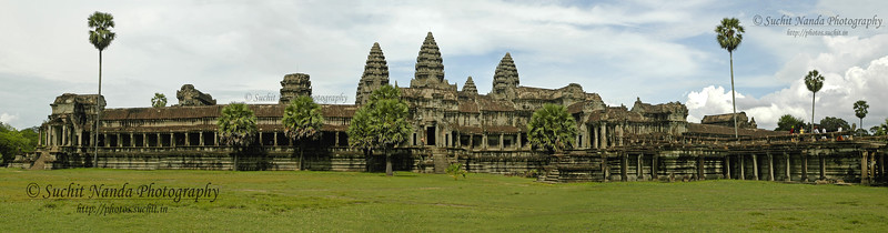 Pano Ankor Wat Temples 785 790