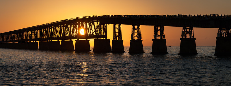 Bahia Honda Rail Bridge, Florida Keys, USA