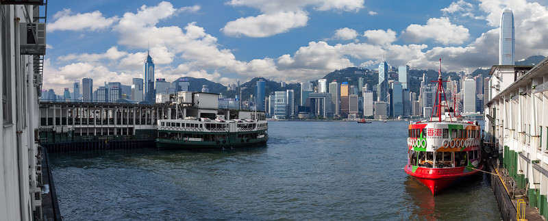 Victoria Harbour, Hong Kong, SAR China