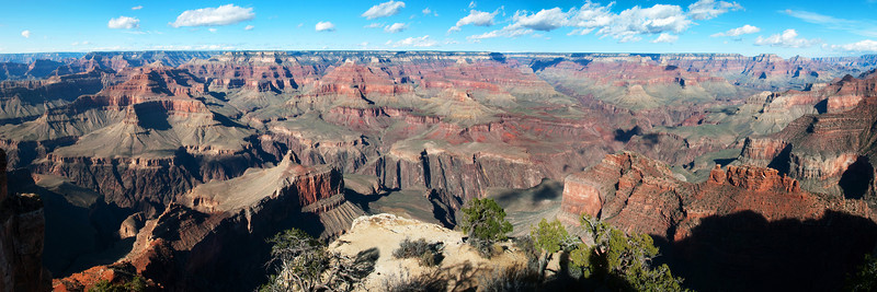 View from Powell Point, Grand Canyon