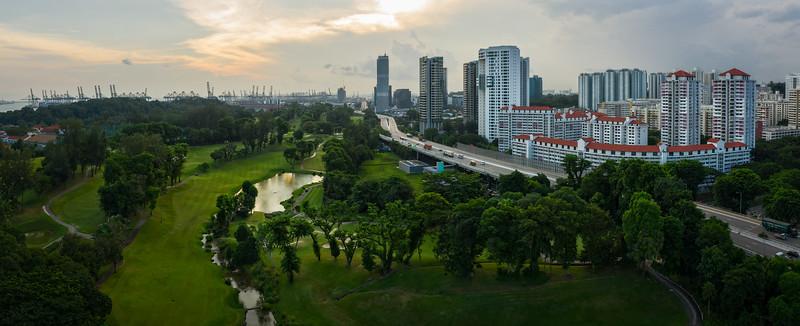 Keppel Golf Course, Singapore