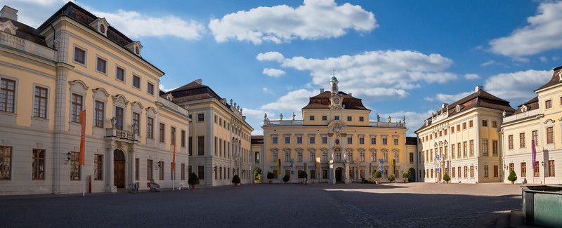 Residential Palace, Ludwigsburg, Germany