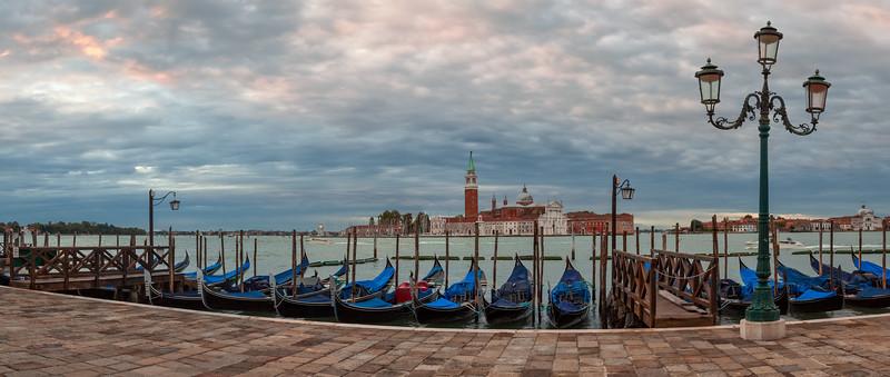 Bacino di San Marco, Venice, Italy
