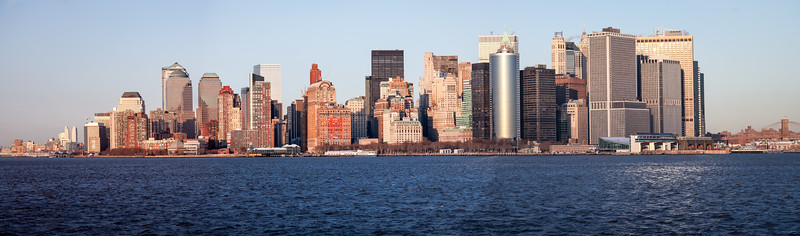 Lower Manhattan, New York, USA