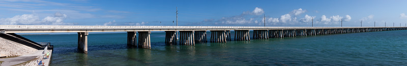 Overseas Highway Bridge, Florida Keys, USA