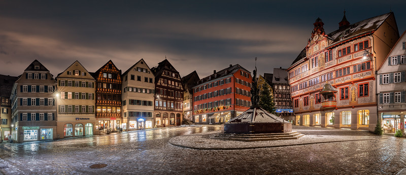 Market Square, Tuebingen, Germany