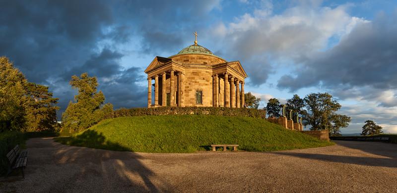 Wuerttemberg Mausoleum, Stuttgart, Germany