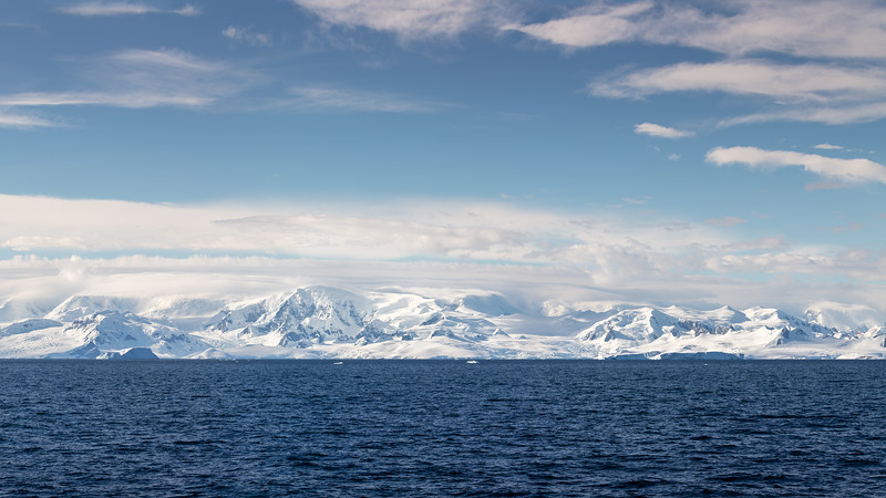 The Antarctic Landscape