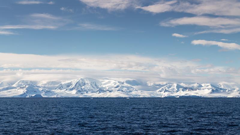 The Antarctic Landscape