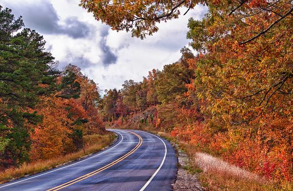 Scenic Drives in Arkansas