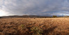 Panorama of Ranch in Block Creek Natural Area in Central Texas.