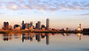 """Dallas Texas - Late Afternoon Sunset <BR><BR>Want to buy a print of this image?  Click <a href=""""http://www.langfordphotography.com/For-Sale/New-Site-Panormaics/9004552_h7zw9H"""">Here</a>!"""